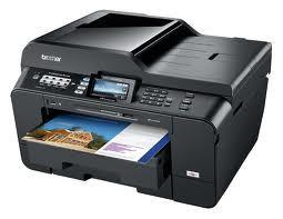 Brother MFC-J6910DW All-in-One InkJet Printer with refillable cartridges