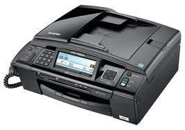 Brother MFC-795CW All-in-One InkJet Printer with refillable cartridges