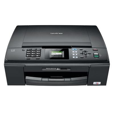 Brother MFC-J220 All-in-One InkJet Printer with refillable cartridges
