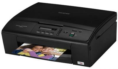 Brother DCP-J140W All-in-One InkJet Printer with refillable cartridges