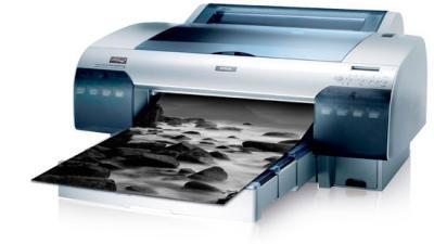 Epson Stylus Pro 4880 with refillable cartridges