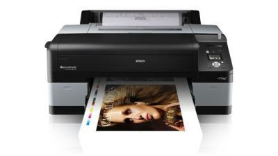Epson Stylus Pro 4900 with refillable cartridges