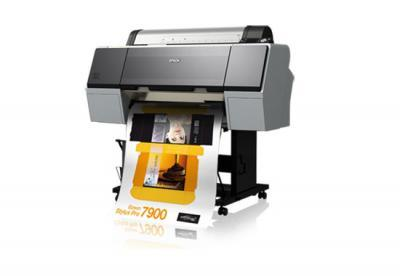 Epson Stylus Pro 7900 with refillable cartridges