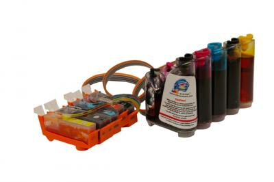Continuous Ink Supply System (CISS) for CANON MP540