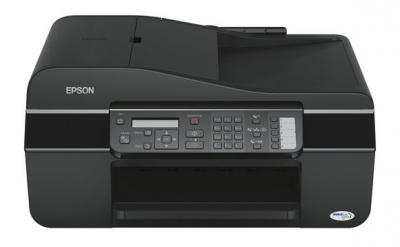 Epson Stylus Office BX305FW with refillable cartridges