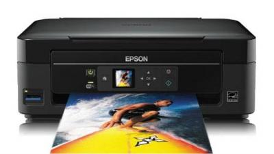 Epson Stylus SX430W with refillable cartridges