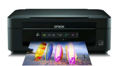 Epson Stylus SX235W with refillable cartridges