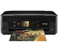 Epson Stylus Office SX445 with refillable cartridges