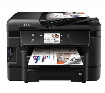 Epson WorkForce WF-3540DTWF with CISS