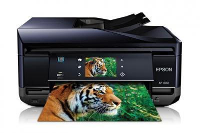Epson Expression Home XP-800 All-in-one InkJet Printer with CISS
