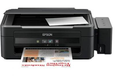 MFD Epson L210 with original CISS