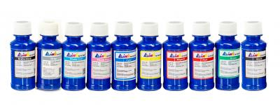 Set of dye-based ink INKSYSTEM 100 ml for Canon Pro 9500 (10 colors)