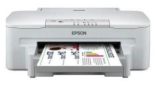 Epson WorkForce WF-3010DW with CISS