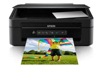 Epson Expression Home XP-205 with CISS