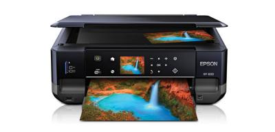 Epson Expression Premium XP-600 with CISS