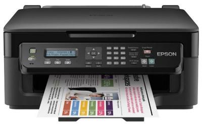 Epson WorkForce WF-2530WF All-in-One Printer with CISS
