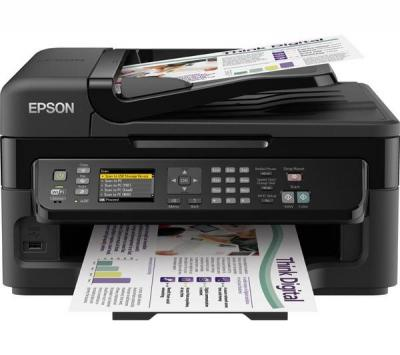 Epson WorkForce WF-2540WF All-in-One Printer with CISS