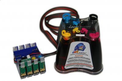 ciss ink system for Epson WorkForce WF-3010DW