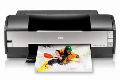 Epson Stylus Photo 1400 Inkjet Printer with CISS