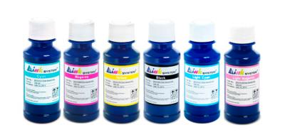 Set of photo ink INKSYSTEM for Epson Expression Photo XP-850 (6 colors*100 ml)