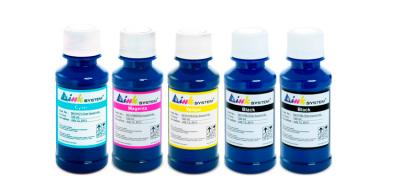 Set of photo ink INKSYSTEM for Epson Expression Home XP-600 (5 colors*100 ml)