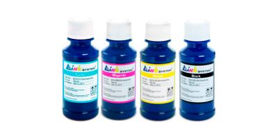 Set of photo ink INKSYSTEM for Epson WorkForce WF-3520DWF (4 colors*100 ml)
