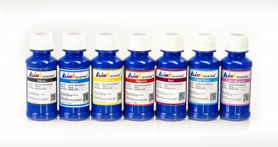 Set of photo ink INKSYSTEM for Canon Bubble Jet i990 (7 colors*100 ml)