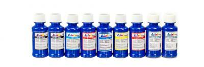 Set of ultrachrome ink INKSYSTEM for Epson K3 Pro 4800 100 ml. (9 colors)
