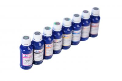 Set of ultrachrome ink INKSYSTEM for Epson R1900 100 ml. (8 colors)