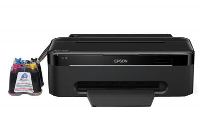 Epson Stylus S22 Inkjet Printer with CISS
