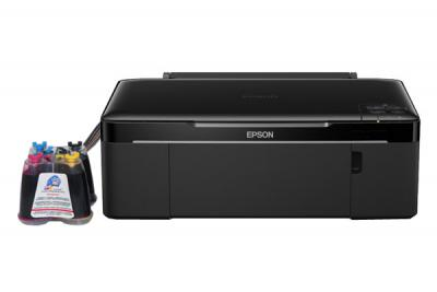 Epson Stylus SX125 All-in-one InkJet Printer with CISS