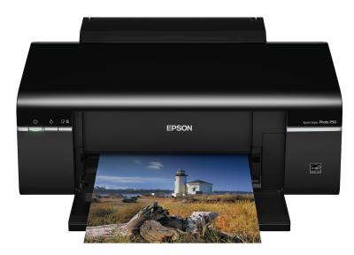 Epson Stylus Photo P50 Inkjet Printer with CISS