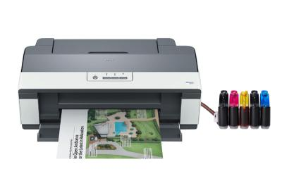 Epson Stylus B1100 Inkjet Printer with CISS