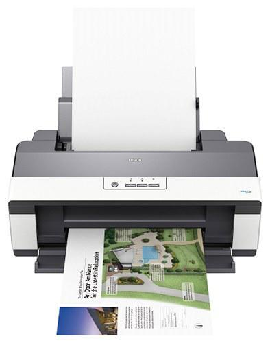 Printer Epson Stylus B1100 with refillable cartridges