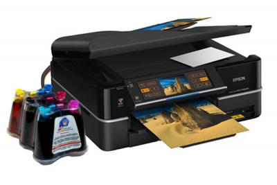 Epson Stylus Photo PX800FW All-in-one InkJet Printer with CISS