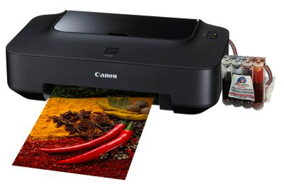 Canon PIXMA IP2700 InkJet Printer at best price with CISS