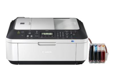 All-in-one Canon PIXMA MX340 with CISS