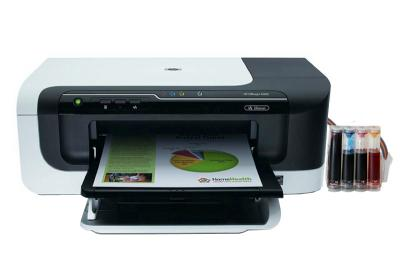 HP Officejet 6000 InkJet Printer with CISS