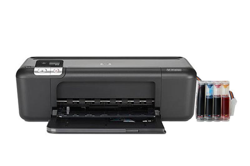 Скачать драйвера для принтера hp deskjet d5563