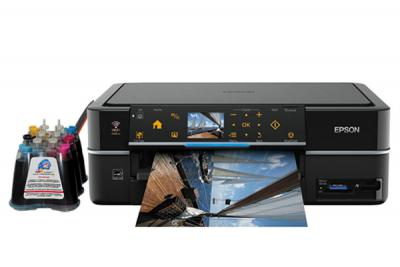 Epson Stylus Photo PX720WD All-in-one InkJet Printer with CISS