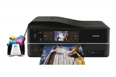 Epson Stylus Photo PX820FWD All-in-one InkJet Printer with CISS