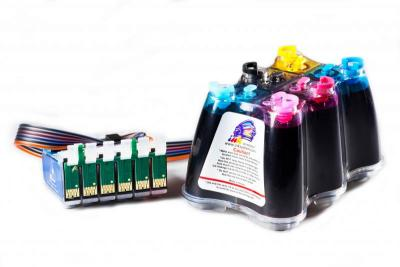 Continuous Ink Supply System (CISS) for Epson P50/ PX660/ PX720WD/ PX820FWD