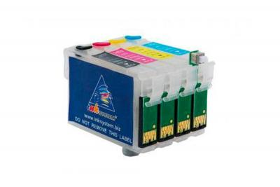 Refillable Cartridges for  Epson Workforce WF-7015