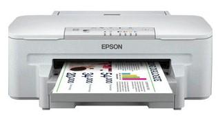 Epson WorkForce WF-3010DW with refillable cartridges