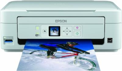 Epson Stylus SX438W with refillable cartridges