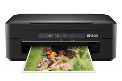 Epson Expression Home XP-102 with refillable cartridges