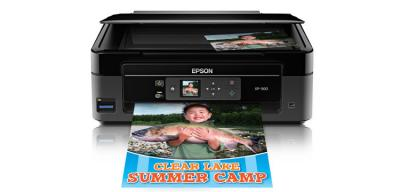 Epson Expression Home XP-300 All-in-one Printer with CISS