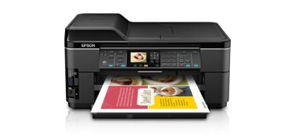 Epson WorkForce WF-7510 All-in-One Printer with CISS
