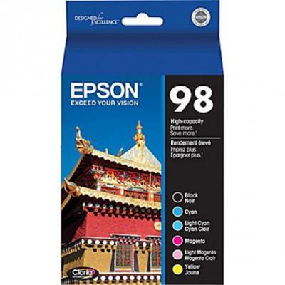 Epson Artisan 837 Ink Cartridges