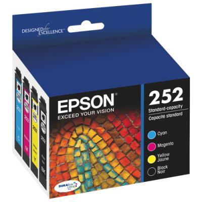 Epson WF-7620 Ink Cartridges